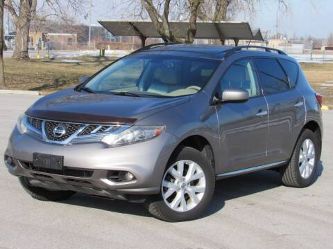 2011 Nissan Murano for sale at Highland Luxury in Highland IN