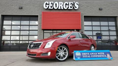 2014 Cadillac XTS for sale at George's Used Cars - Pennsylvania & Allen in Brownstown MI