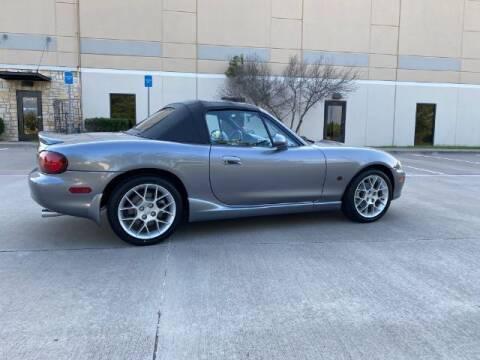 2002 Mazda MX-5 Miata for sale at Classic Car Deals in Cadillac MI