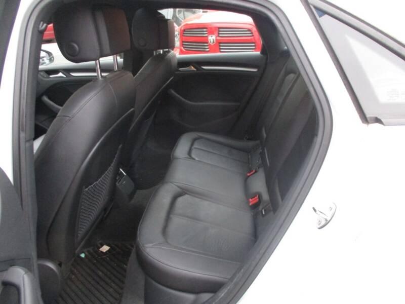 2015 Audi A3 AWD 2.0T quattro Premium 4dr Sedan - Newark NJ