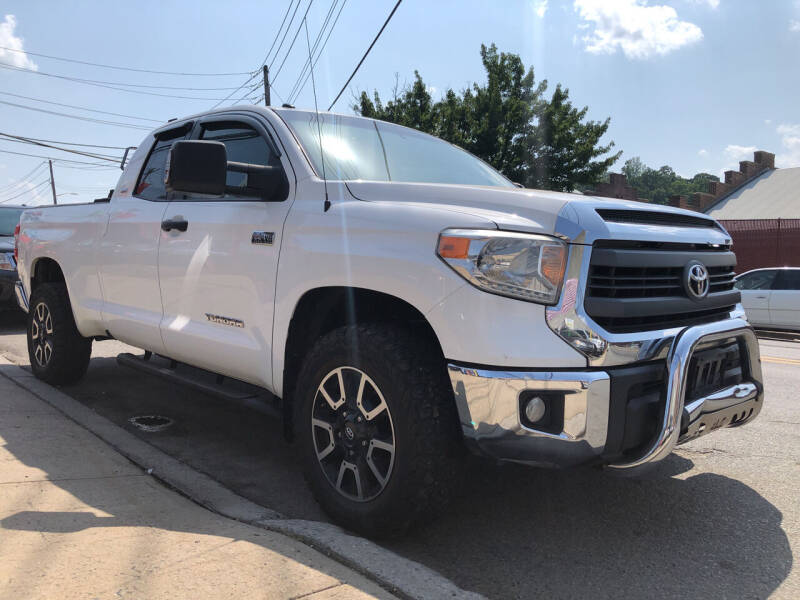 2014 Toyota Tundra for sale at Deleon Mich Auto Sales in Yonkers NY