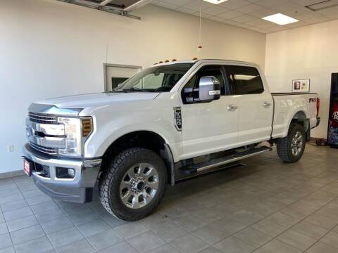 2018 Ford F-250 Super Duty for sale at DAN PORTER MOTORS in Dickinson ND