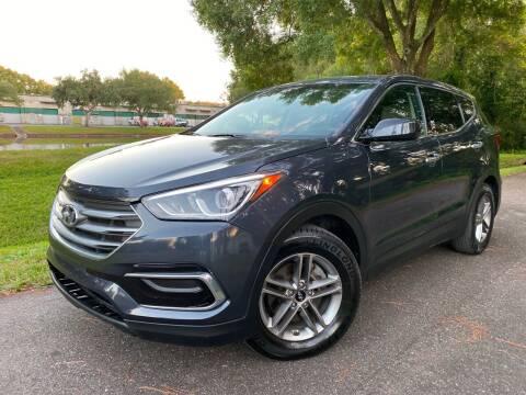 2018 Hyundai Santa Fe Sport for sale at Powerhouse Automotive in Tampa FL