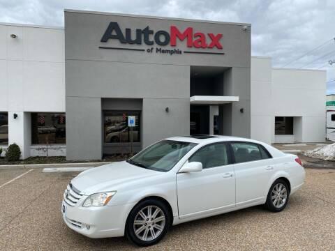 2006 Toyota Avalon for sale at AutoMax of Memphis - Alex Vivas in Memphis TN