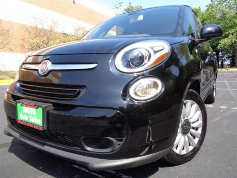 2014 FIAT 500L for sale at Dasto Auto Sales in Manassas VA