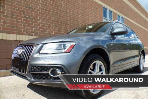 2015 Audi Q5 for sale at Macomb Automotive Group in New Haven MI