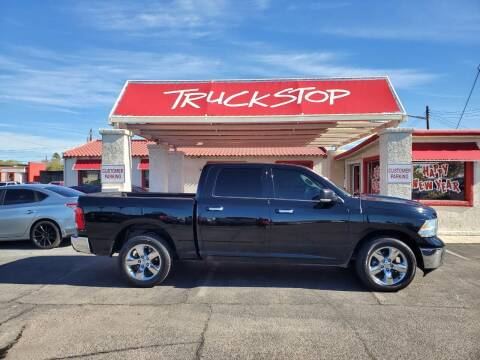 2014 RAM Ram Pickup 1500 for sale at TRUCK STOP INC in Tucson AZ