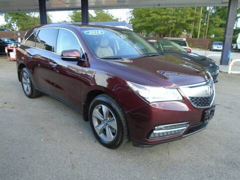 2014 Acura MDX for sale at AutoStar Norcross in Norcross GA