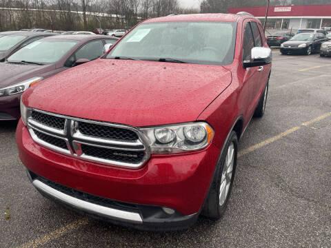 2011 Dodge Durango for sale at Certified Motors LLC in Mableton GA