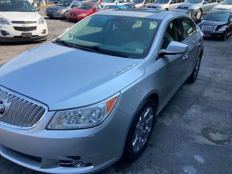 2011 Buick LaCrosse for sale at East Main Rides in Marion VA