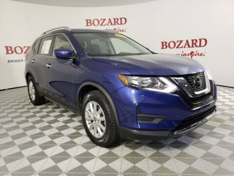 2019 Nissan Rogue for sale at BOZARD FORD in Saint Augustine FL