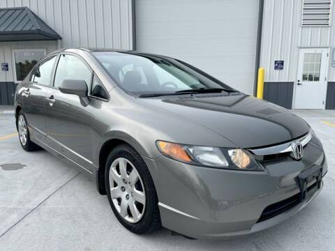 2008 Honda Civic for sale at B&M Motorsports in Springfield IL