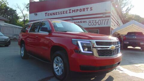 2017 Chevrolet Suburban for sale at Tennessee Imports Inc in Nashville TN