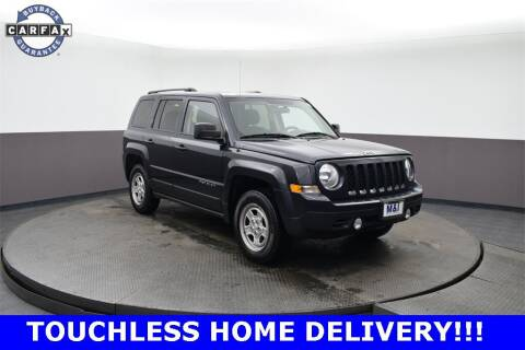 2015 Jeep Patriot for sale at M & I Imports in Highland Park IL