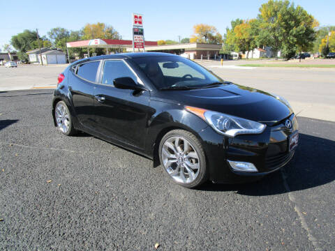 2015 Hyundai Veloster for sale at Padgett Auto Sales in Aberdeen SD