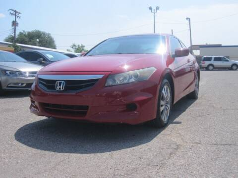 2011 Honda Accord for sale at T & D Motor Company in Bethany OK