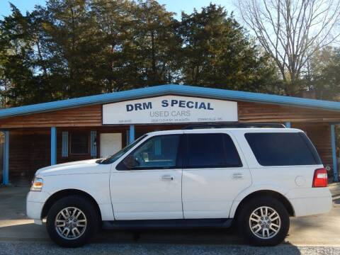 2011 Ford Expedition for sale at DRM Special Used Cars in Starkville MS