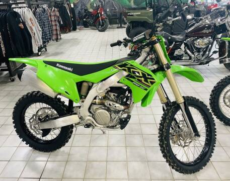 2021 Kawasaki KX™250X for sale at Street Track n Trail in Conneaut Lake PA