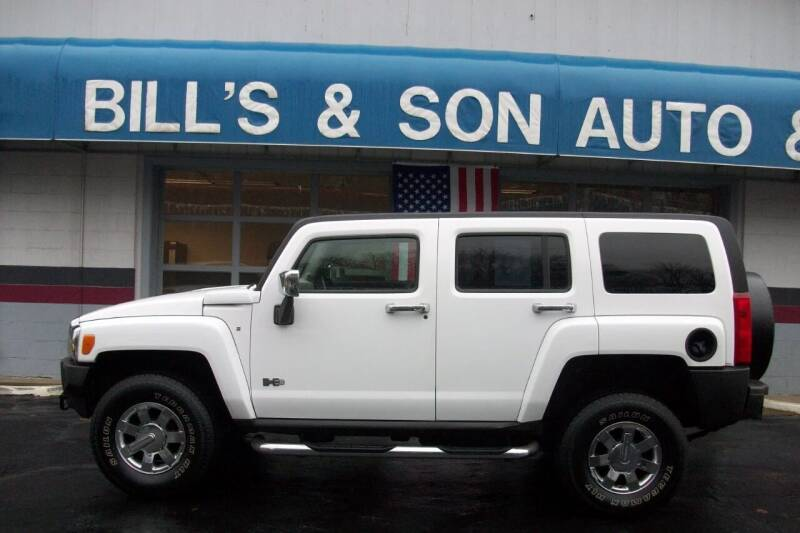 2007 HUMMER H3 for sale at Bill's & Son Auto/Truck Inc in Ravenna OH