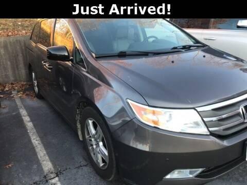 2013 Honda Odyssey for sale at Mark Sweeney Buick GMC in Cincinnati OH