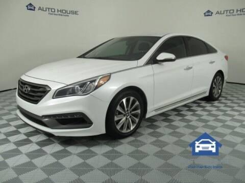 2015 Hyundai Sonata for sale at Autos by Jeff Tempe in Tempe AZ