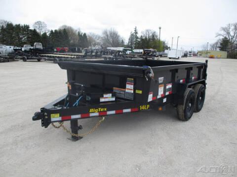2021 Big Tex Dump 14LP-12BK6SIRPD