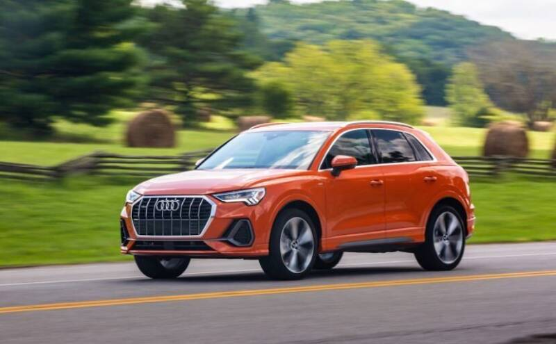 2022 Audi Q3 for sale at Diamante Leasing in Brooklyn NY