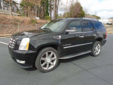 2008 Cadillac Escalade for sale at Atlanta Auto Max in Norcross GA