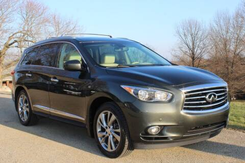 2014 Infiniti QX60 for sale at Harrison Auto Sales in Irwin PA