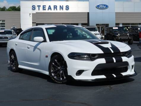 2020 Dodge Charger for sale at Stearns Ford in Burlington NC