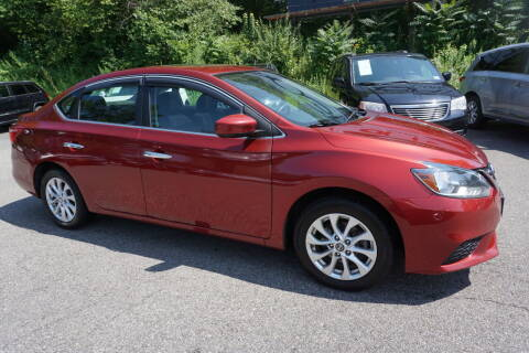 2016 Nissan Sentra for sale at Bloom Auto in Ledgewood NJ