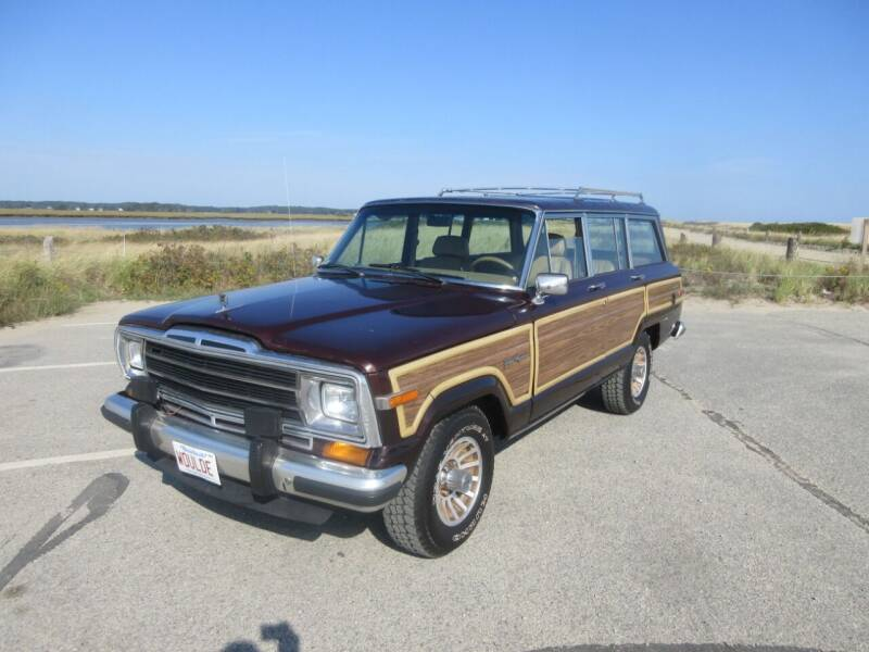 used jeep grand wagoneer for sale carsforsale com used jeep grand wagoneer for sale