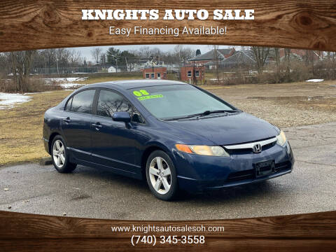 2008 Honda Civic for sale at Knights Auto Sale in Newark OH