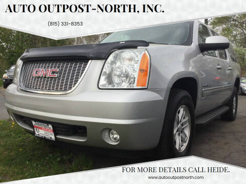 2011 GMC Yukon XL for sale at Auto Outpost-North, Inc. in McHenry IL