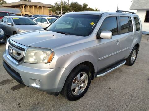 2010 Honda Pilot for sale at P S AUTO ENTERPRISES INC in Miramar FL