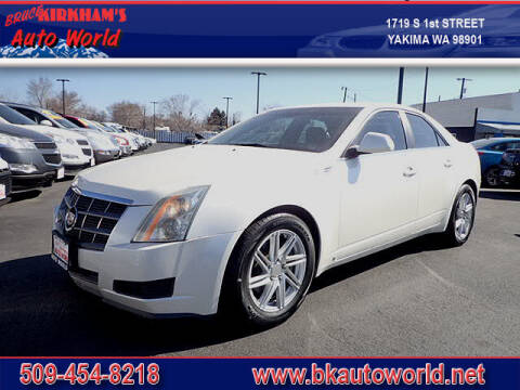 2009 Cadillac CTS for sale at Bruce Kirkham Auto World in Yakima WA