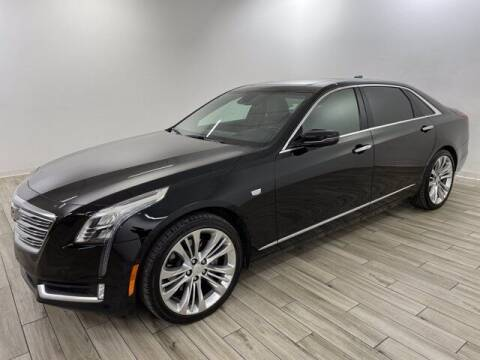 2018 Cadillac CT6 for sale at TRAVERS GMT AUTO SALES - Traver GMT Auto Sales West in O Fallon MO