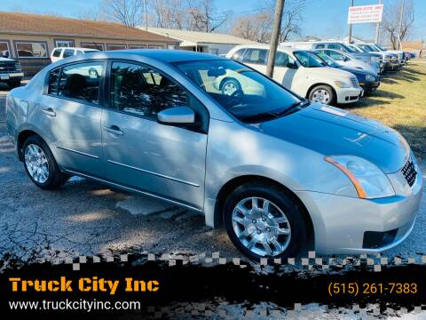 2009 Nissan Sentra for sale at Truck City Inc in Des Moines IA