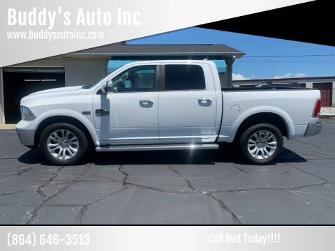 2014 RAM Ram Pickup 1500 for sale at Buddy's Auto Inc in Pendleton, SC