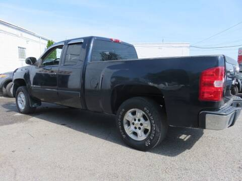 2007 Chevrolet Silverado 1500 for sale at US Auto in Pennsauken NJ