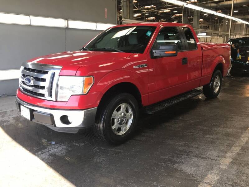 2012 Ford F-150 for sale at San Jose Auto Outlet in San Jose CA