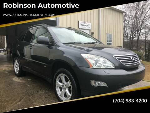 2005 Lexus RX 330 for sale at Robinson Automotive in Albemarle NC