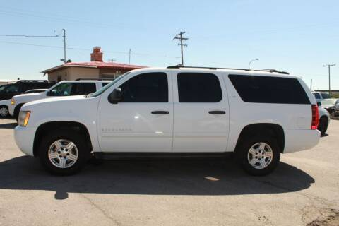 2007 Chevrolet Suburban for sale at Epic Auto in Idaho Falls ID
