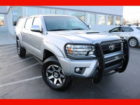 2015 Toyota Tacoma for sale at AUTO POINT USED CARS in Rosedale MD