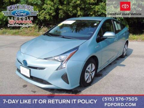 2018 Toyota Prius for sale at Fort Dodge Ford Lincoln Toyota in Fort Dodge IA