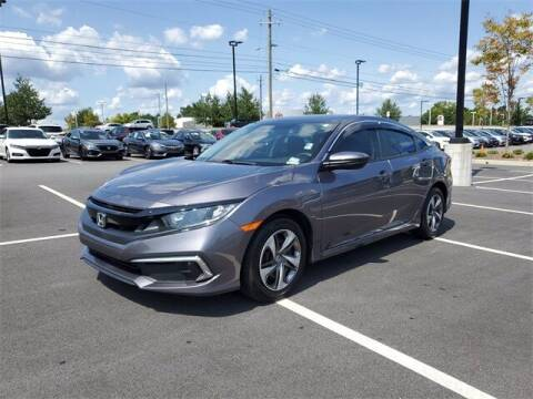 2020 Honda Civic for sale at Southern Auto Solutions - Honda Carland in Marietta GA