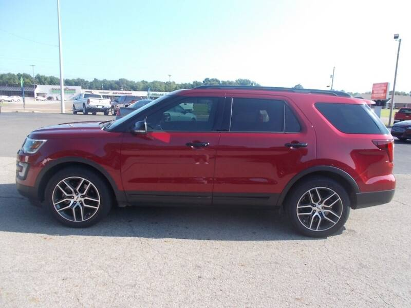 2017 Ford Explorer for sale at West TN Automotive in Dresden TN