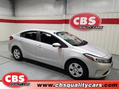 2018 Kia Forte for sale at CBS Quality Cars in Durham NC