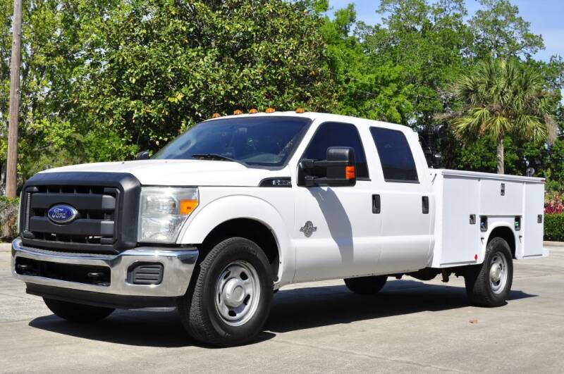 2013 Ford F-350 Super Duty for sale at Vision Motors, Inc. in Winter Garden FL