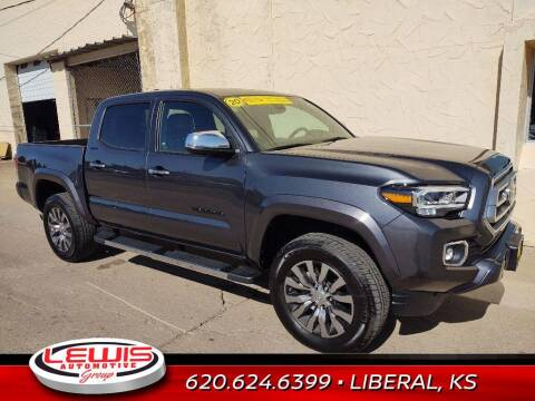 2020 Toyota Tacoma for sale at Lewis Chevrolet Buick of Liberal in Liberal KS
